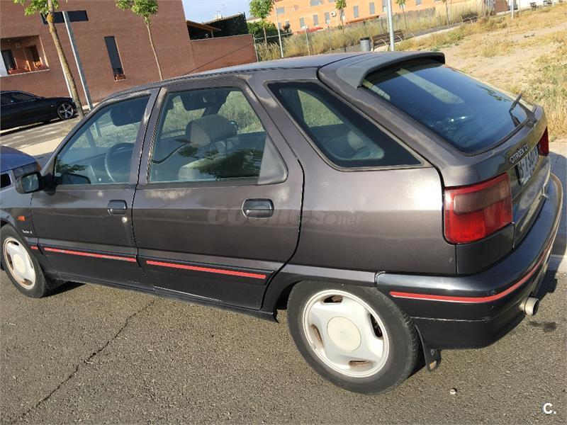 citroen zx zx volcane diesel marr n del 1994 con 155000km en lleida 33230300. Black Bedroom Furniture Sets. Home Design Ideas