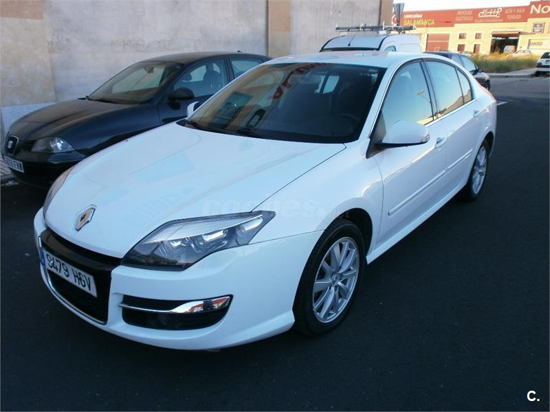 renault laguna dynamique tomtom dci 150 diesel blanco del 2011 con 164000km en salamanca 33248576. Black Bedroom Furniture Sets. Home Design Ideas