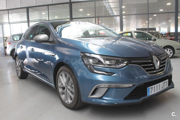 renault megane gt line energy dci 96kw 130cv diesel azul azul berlin del 2016 con 5km en. Black Bedroom Furniture Sets. Home Design Ideas