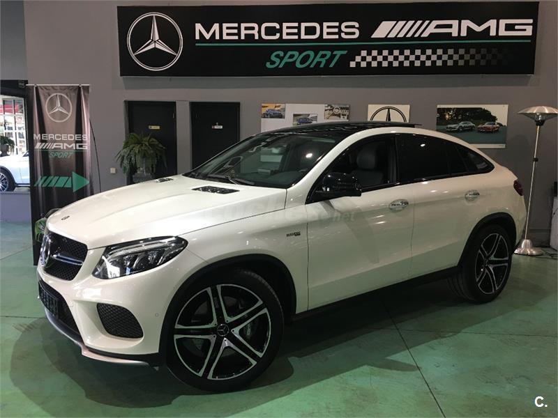 Mercedes Benz Coupe >> Mercedes Benz Clase Gle Coupe Demostracion 71 900 En Madrid