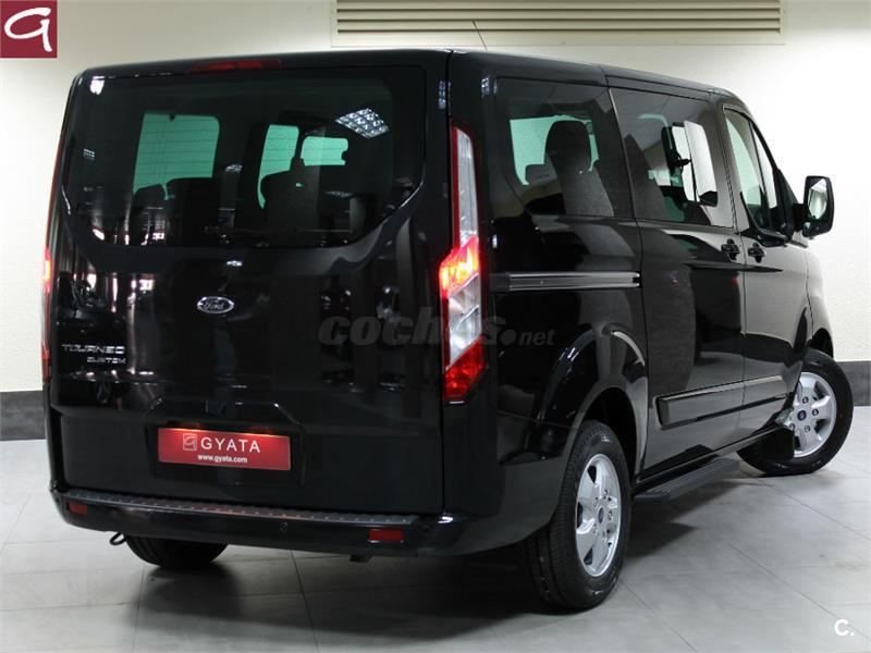 ford tourneo custom monovolumen 2 0 tdci 96kw 130cv l1. Black Bedroom Furniture Sets. Home Design Ideas