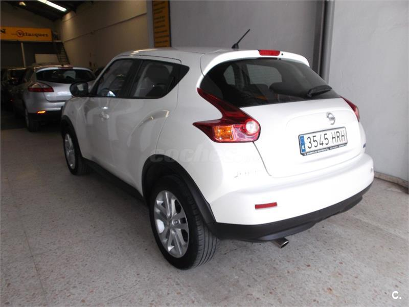 nissan juke 4x4 1 5 dci ss acenta 4x2 diesel de color. Black Bedroom Furniture Sets. Home Design Ideas