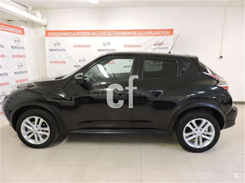 nissan juke 4x4 dci eu6 81 kw 110 cv 6mt acenta diesel de km0 de color negro negro en alicante. Black Bedroom Furniture Sets. Home Design Ideas