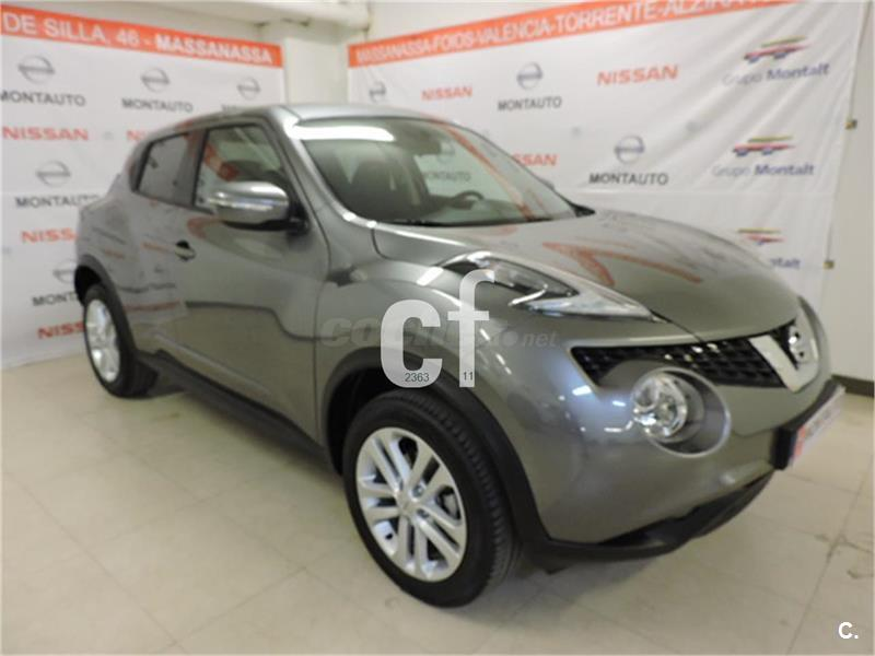 nissan juke 4x4 dci eu6 81 kw 110 cv 6mt acenta diesel de km0 de color gris plata gris. Black Bedroom Furniture Sets. Home Design Ideas