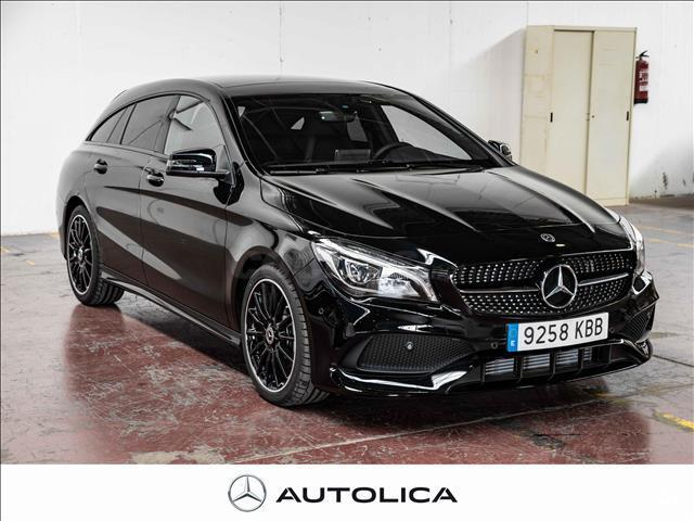 mercedes benz clase cla cla 200 d shooting brake diesel. Black Bedroom Furniture Sets. Home Design Ideas