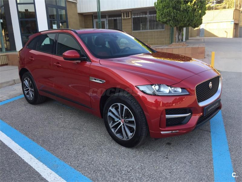 used jaguar f pace your second hand cars ads. Black Bedroom Furniture Sets. Home Design Ideas