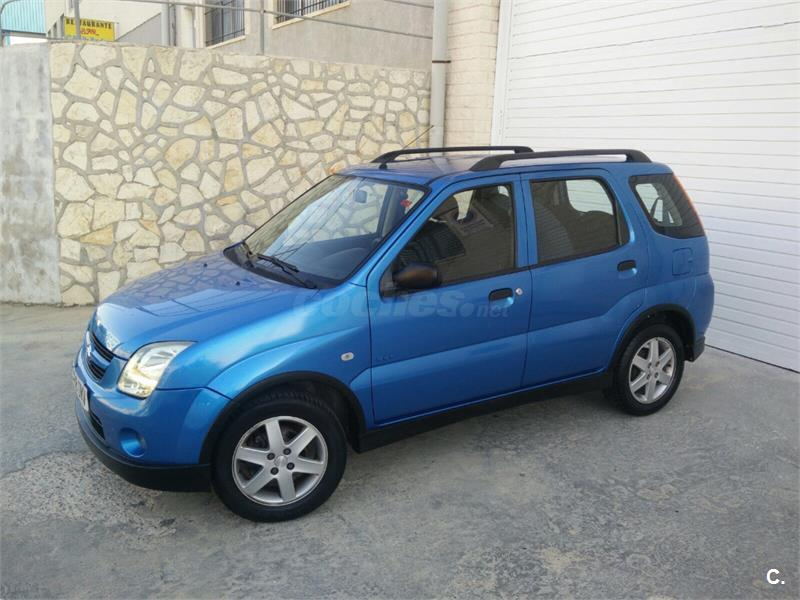 used suzuki ignis your second hand cars ads. Black Bedroom Furniture Sets. Home Design Ideas