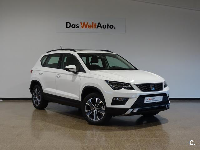 seat ateca 4x4 2 0 tdi 110kw 150cv 4drive stsp style. Black Bedroom Furniture Sets. Home Design Ideas