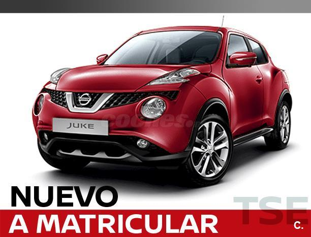 nissan juke 4x4 dci eu6 81 kw 110 cv 6mt acenta diesel de km0 de color rojo rojo fusi n. Black Bedroom Furniture Sets. Home Design Ideas