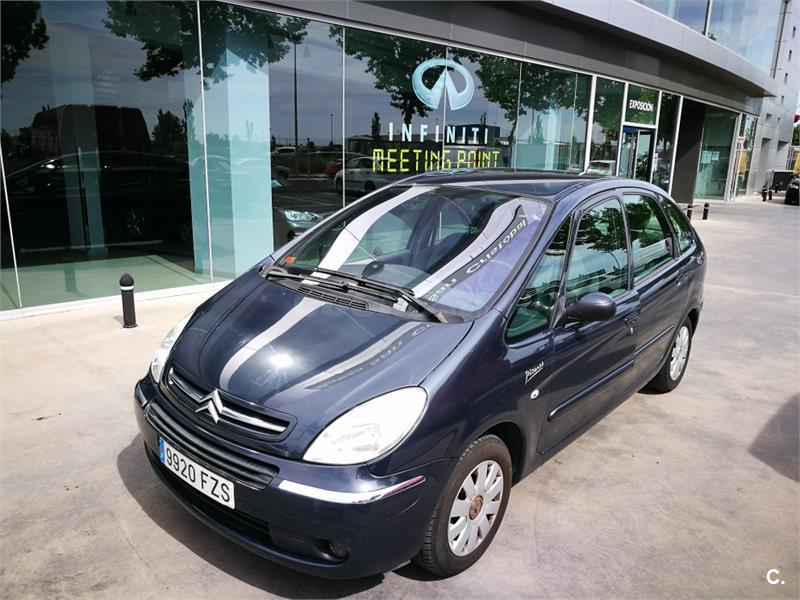 citroen xsara picasso 1 6 hdi 110 lx plus diesel negro del 2008 con 186800km en valladolid 33602852. Black Bedroom Furniture Sets. Home Design Ideas