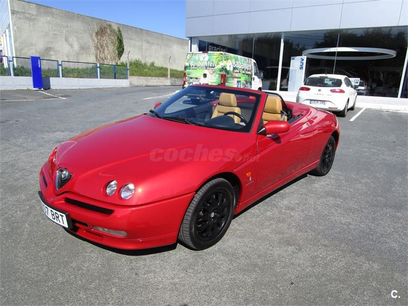 alfa romeo spider cabriolet occasion portugal autovisual. Black Bedroom Furniture Sets. Home Design Ideas