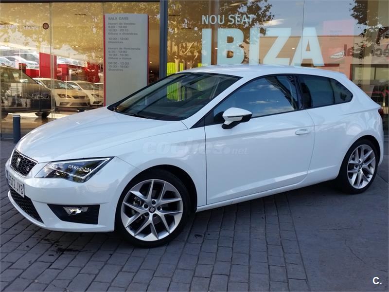 Seat leon berlina 1 4 tsi act 110kw 150cv stsp fr gasolina - Seat leon 3 puertas ...