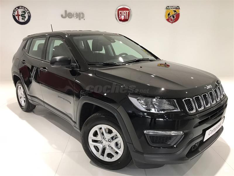 jeep compass 4x4 1 4 mair 103kw sport 4x2 gasolina de km0