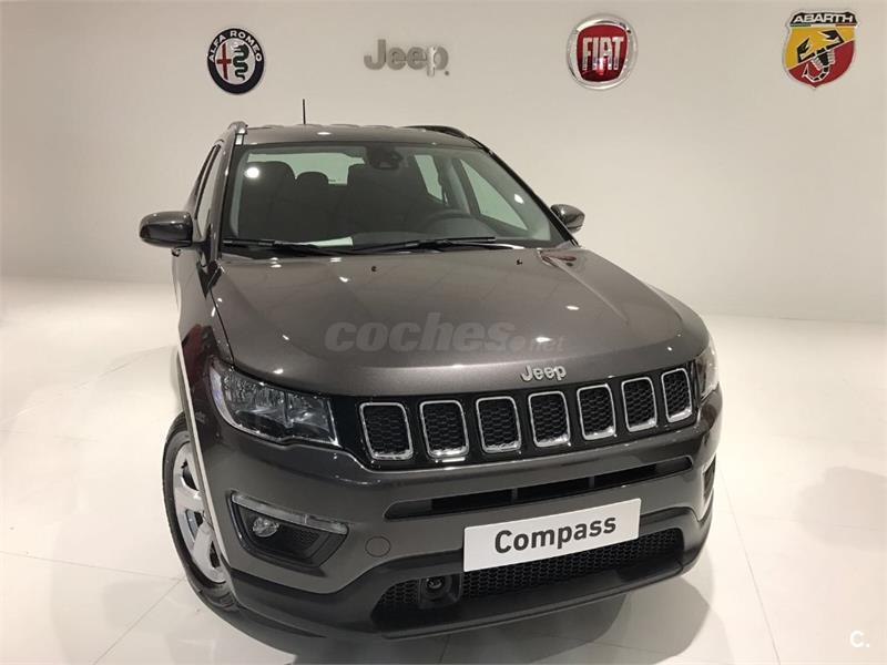 jeep compass 4x4 1 6 mjet 88kw longitude 4x2 diesel de km0 de color gris plata gris granito. Black Bedroom Furniture Sets. Home Design Ideas
