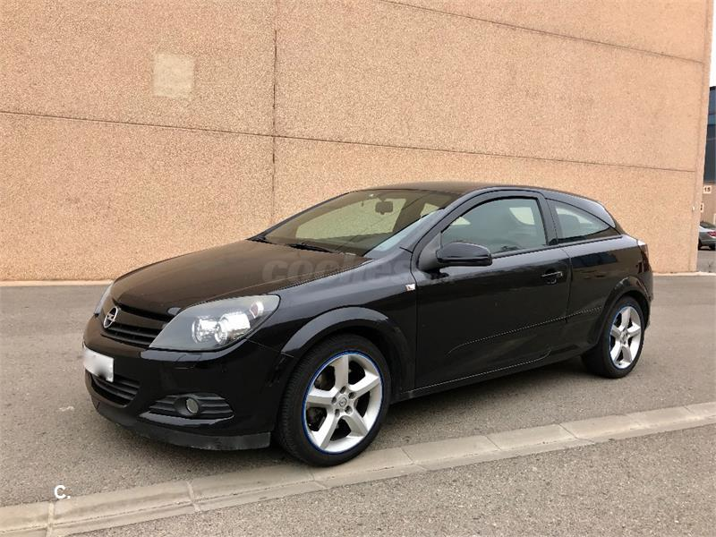 opel astra gtc 1 9 cdti 120 cv sport diesel negro del 2005 con 203000km en zaragoza 33740391. Black Bedroom Furniture Sets. Home Design Ideas