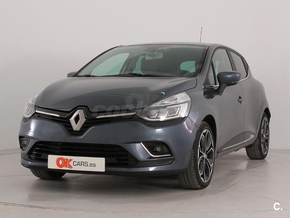 renault clio zen energy tce 66kw 90cv gasolina gris plata gris titanium del 2017 con 13507km. Black Bedroom Furniture Sets. Home Design Ideas