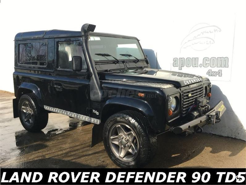 land rover defender 4x4 suv occasion toulouse 31000 autovisual. Black Bedroom Furniture Sets. Home Design Ideas