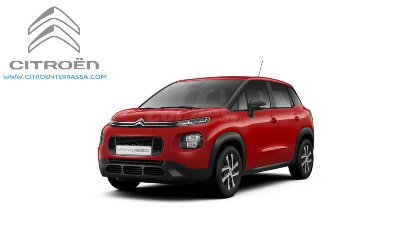 citroen c3 aircross 4x4 puretech 60kw 82cv live gasolina de km0 de color rojo preguntar per. Black Bedroom Furniture Sets. Home Design Ideas