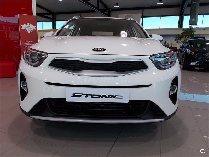 kia stonic 4x4 1 6 crdi vgt 81kw 110cv concept ecod diesel de km0 de color blanco en burgos 33798246. Black Bedroom Furniture Sets. Home Design Ideas