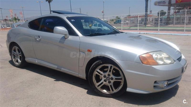 hyundai coupe 2 7 v6 fx full gasolina gris plata del 2004 con 117000km en alicante 33810696. Black Bedroom Furniture Sets. Home Design Ideas