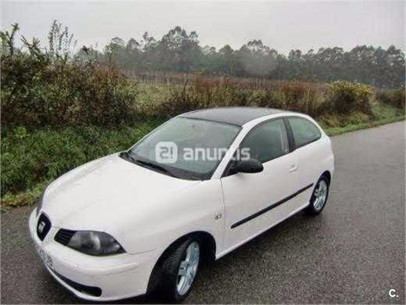 Seat ibiza 1 9 tdi 100 cv stylance diesel blanco 4 del for 5 puertas pontevedra