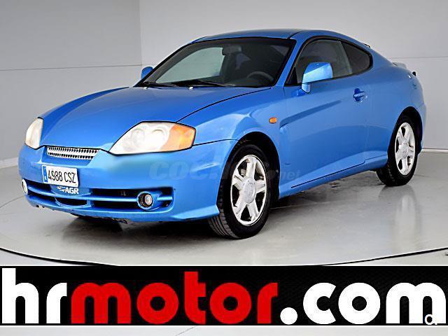 hyundai coupe 1 6 16v fx gasolina azul azul del 2004 con. Black Bedroom Furniture Sets. Home Design Ideas
