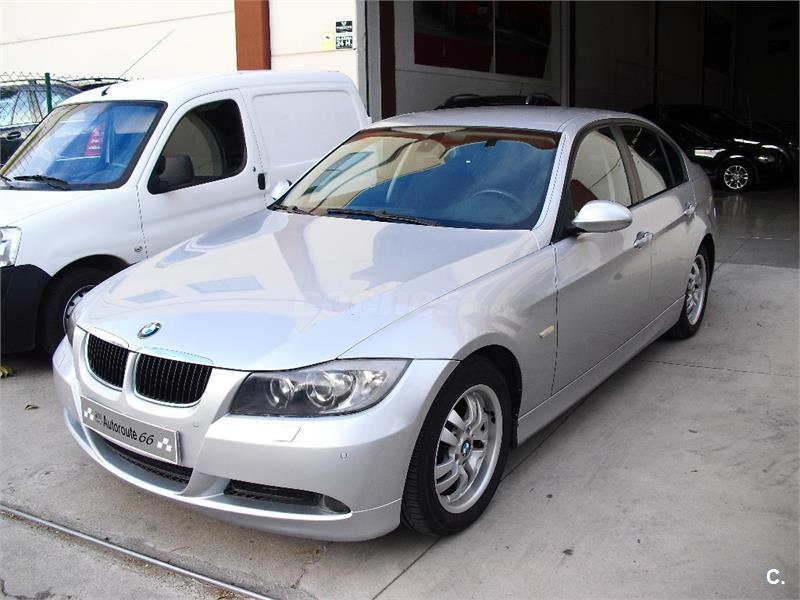 bmw serie 3 320d e90 diesel gris plata gris plata del 2006 con 199000km en tarragona 33863049. Black Bedroom Furniture Sets. Home Design Ideas