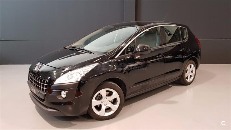 peugeot 3008 premium 2 0 hdi 150 fap diesel negro del 2009 con 81000km en zaragoza 33864730. Black Bedroom Furniture Sets. Home Design Ideas