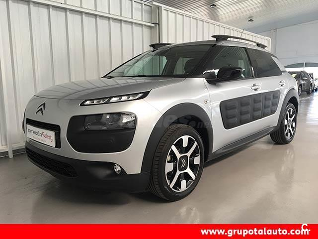 citroen c4 cactus puretech 60kw 82cv feel edition gasolina gris plata gris aluminio del 2017. Black Bedroom Furniture Sets. Home Design Ideas