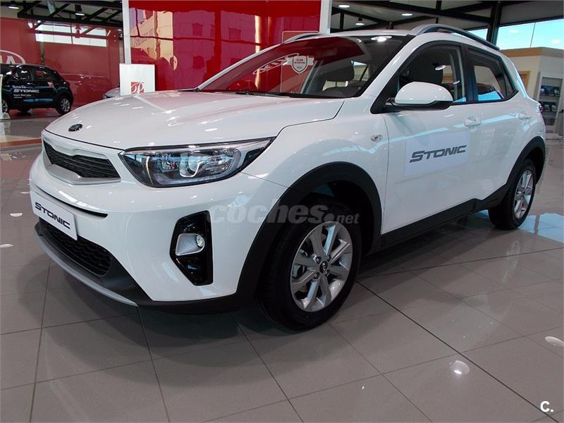 kia stonic 4x4 1 0 tgdi 88kw 120cv tech ecodynamics gasolina de km0 de color blanco en burgos. Black Bedroom Furniture Sets. Home Design Ideas