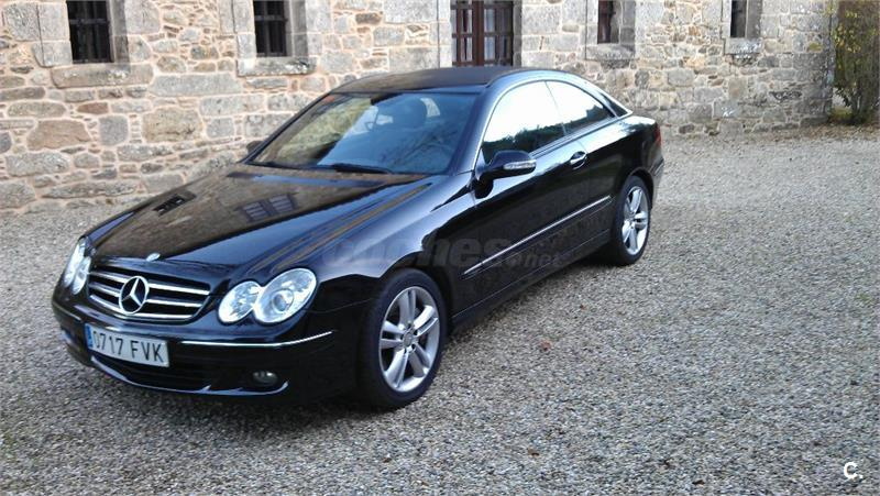mercedes benz clase clk clk 320 cdi avantgarde diesel negro 9 del 2008 con 196000km en. Black Bedroom Furniture Sets. Home Design Ideas