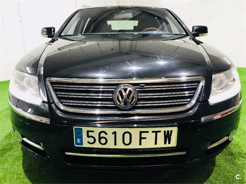 volkswagen phaeton occasion toulouse autovisual. Black Bedroom Furniture Sets. Home Design Ideas