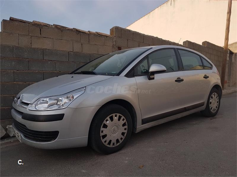 citroen c4 1 6 hdi 92 lx diesel gris plata del 2008 con 170000km en cuenca 34059591. Black Bedroom Furniture Sets. Home Design Ideas