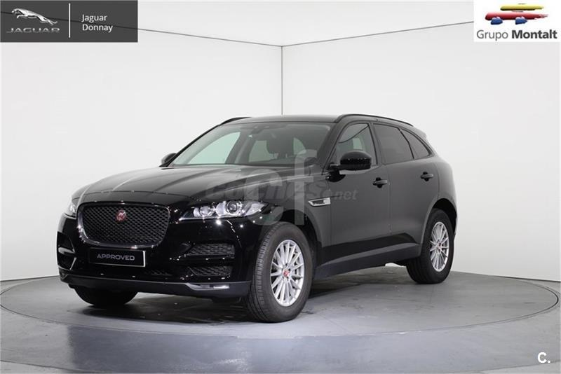 jaguar f pace 4x4 suv occasion avignon autovisual. Black Bedroom Furniture Sets. Home Design Ideas