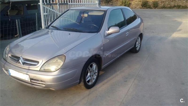 citroen xsara coupe 2 0 hdi vts diesel azul 2 del 2002 con 172000km en badajoz 34085762. Black Bedroom Furniture Sets. Home Design Ideas