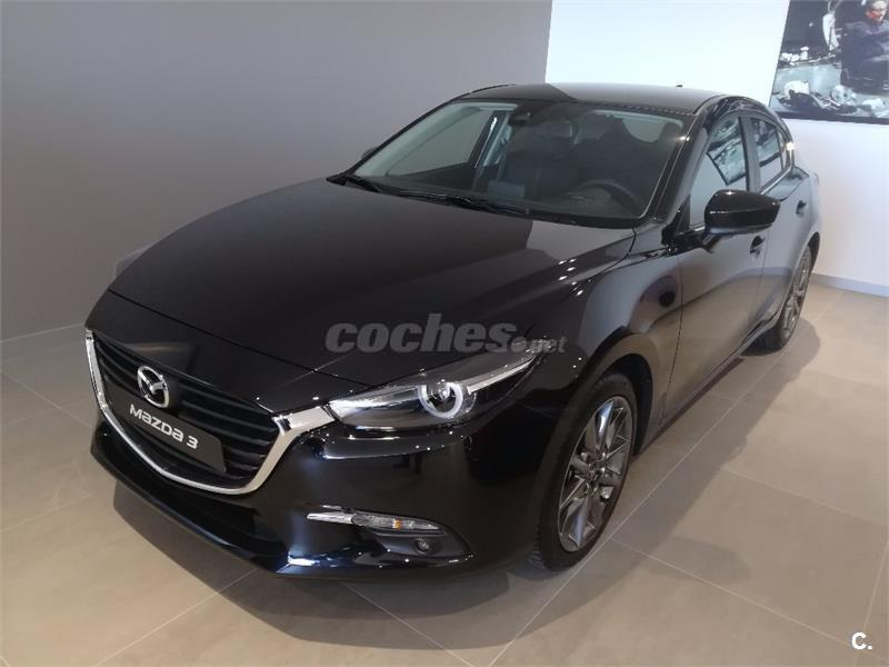 mazda mazda3 berlina 2 0 ge 88kw mt black tech edition. Black Bedroom Furniture Sets. Home Design Ideas