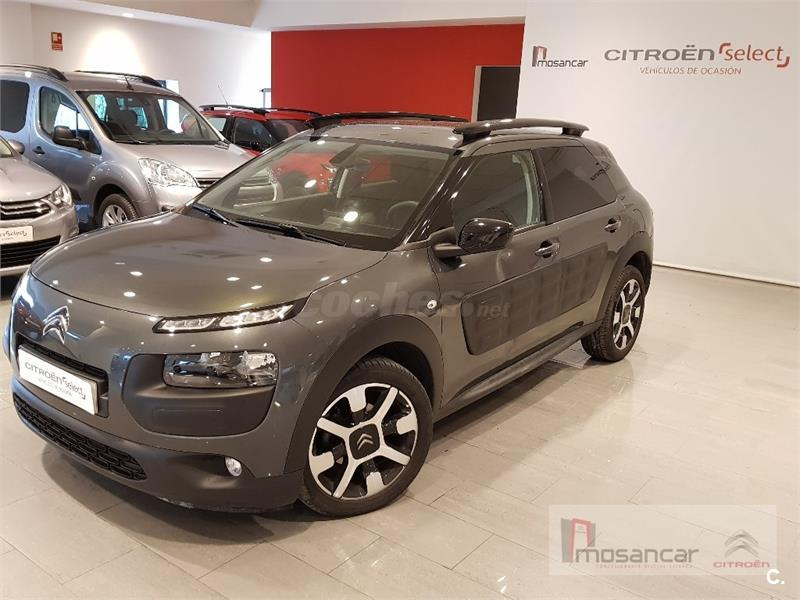 citroen c4 cactus 4x4 suv occasion espagne autovisual. Black Bedroom Furniture Sets. Home Design Ideas