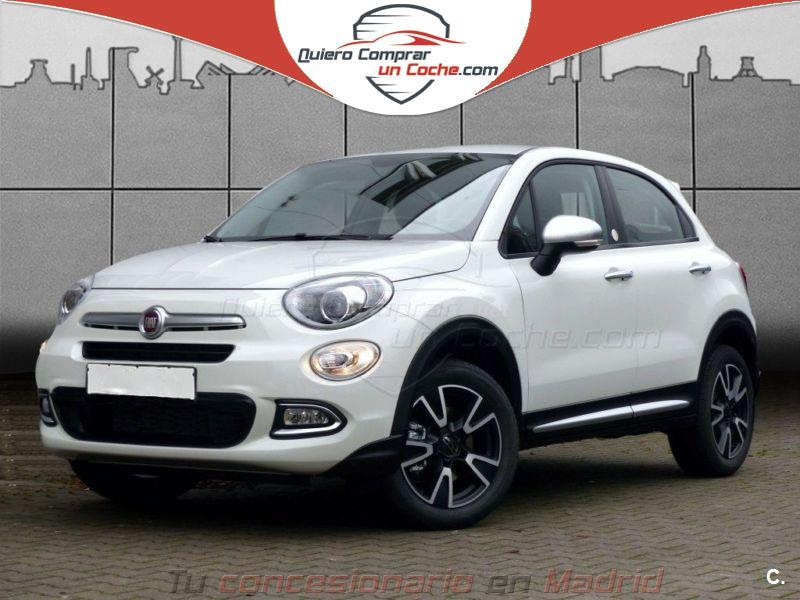 fiat 500x 4x4 pop star 1 4 tjet glp 88kw 120cv 4x2 otros de km0 de color blanco edicion mirror. Black Bedroom Furniture Sets. Home Design Ideas