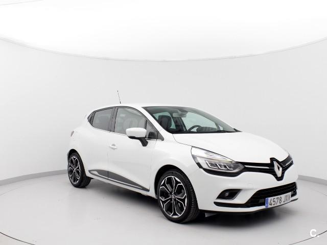 renault clio zen energy dci 90 diesel blanco blanco nacarado del 2017 con 17415km en madrid. Black Bedroom Furniture Sets. Home Design Ideas