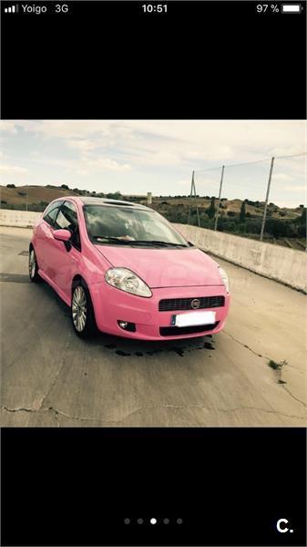 Fiat Grande Punto occasion Ciudad Real 13002 > AutoVisual on fiat stilo, fiat coupe, fiat seicento, fiat linea, fiat multipla, fiat 500l, fiat bravo, fiat marea, fiat 500 turbo, fiat cars, fiat 500 abarth, fiat doblo, fiat spider, fiat x1/9, fiat cinquecento, fiat panda, fiat ritmo, fiat barchetta,