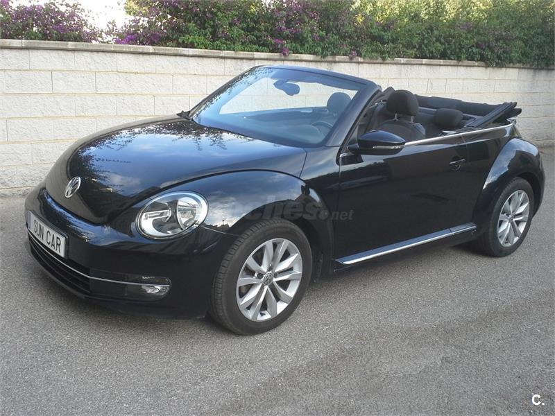 volkswagen beetle cab cabriolet occasion perpignan autovisual. Black Bedroom Furniture Sets. Home Design Ideas