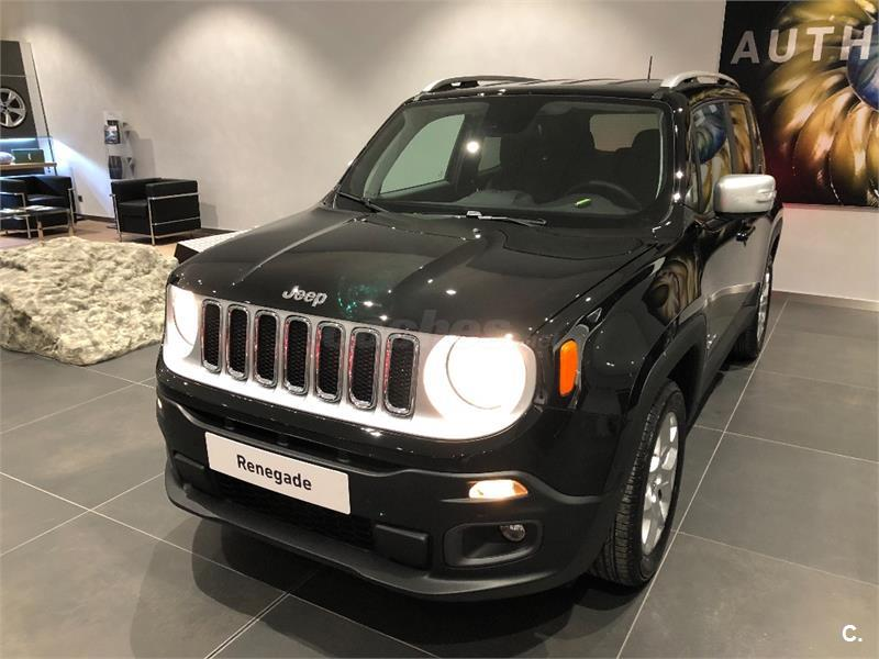 jeep renegade 4x4 1 4 mair limited 4x2 103kw e6 gasolina