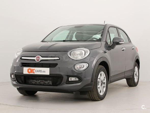fiat 500x 4x4 pop star 1 3 mjet 70kw 95cv 4x2 diesel de color gris plata gris moda del a o. Black Bedroom Furniture Sets. Home Design Ideas