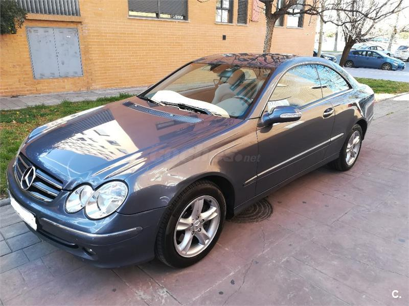 mercedes benz clase clk clk 270 cdi avantgarde diesel azul del 2005 con 189000km en valencia. Black Bedroom Furniture Sets. Home Design Ideas