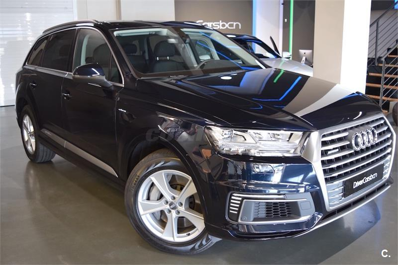 audi q7 4x4 3 0 tdi etron quattro tiptronic el ctrico. Black Bedroom Furniture Sets. Home Design Ideas