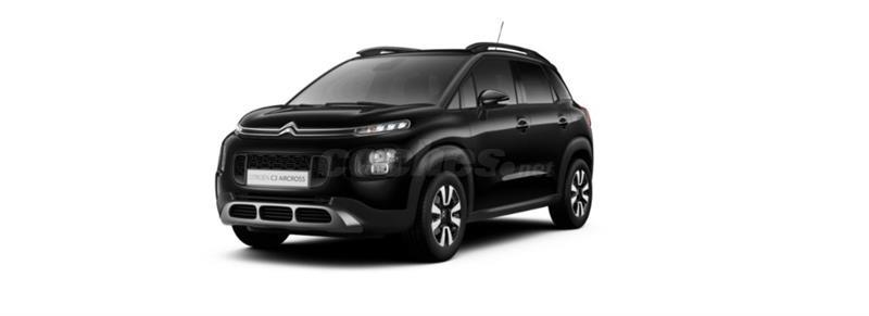 citroen c3 aircross 4x4 suv occasion espagne autovisual. Black Bedroom Furniture Sets. Home Design Ideas