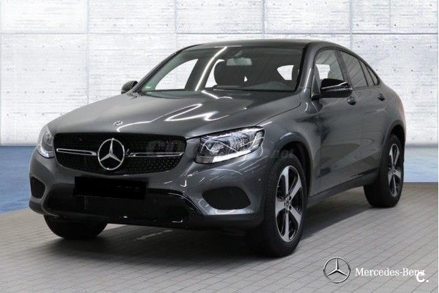 Mercedes benz glc coupe 4x4 glc 250 d 4matic diesel de for Mercedes benz glc precio