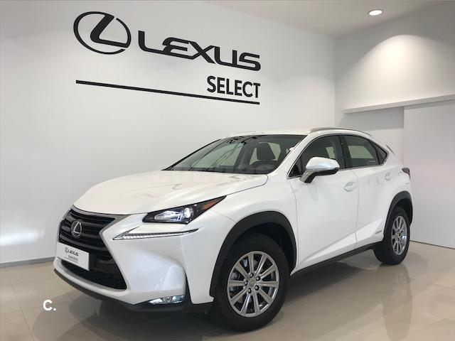 lexus nx 4x4 2 5 300h business 2wd el ctrico h brido de color blanco blanco blanco perlado. Black Bedroom Furniture Sets. Home Design Ideas