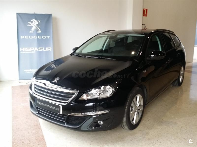 peugeot 308 sw 2 me g n ration break occasion ceuta 51080 autovisual. Black Bedroom Furniture Sets. Home Design Ideas