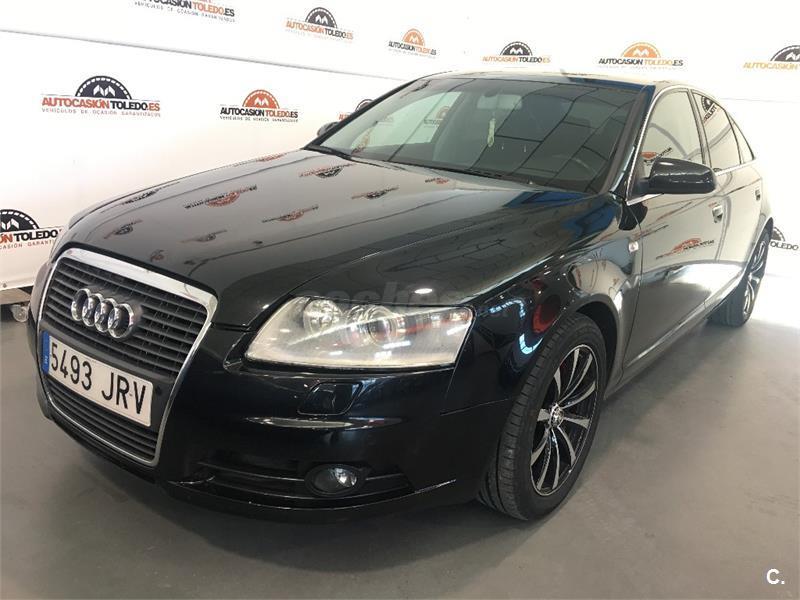 AUDI A Tdi Diesel Negro Del Con Km En Toledo - Audi toledo